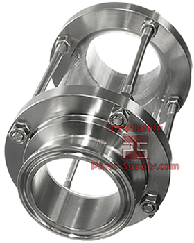 Sight Glass Clamp End Sanitary