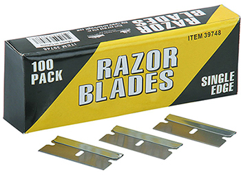 Single Edge Blades - Installation Parts Supply