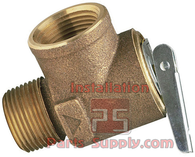 Steam Safety Relief Valves 315-M2 - Installation Parts Supply