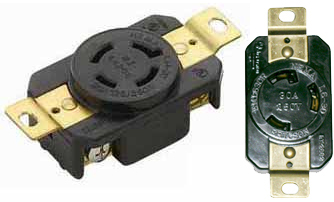 Twist Lock Receptacles Electrical