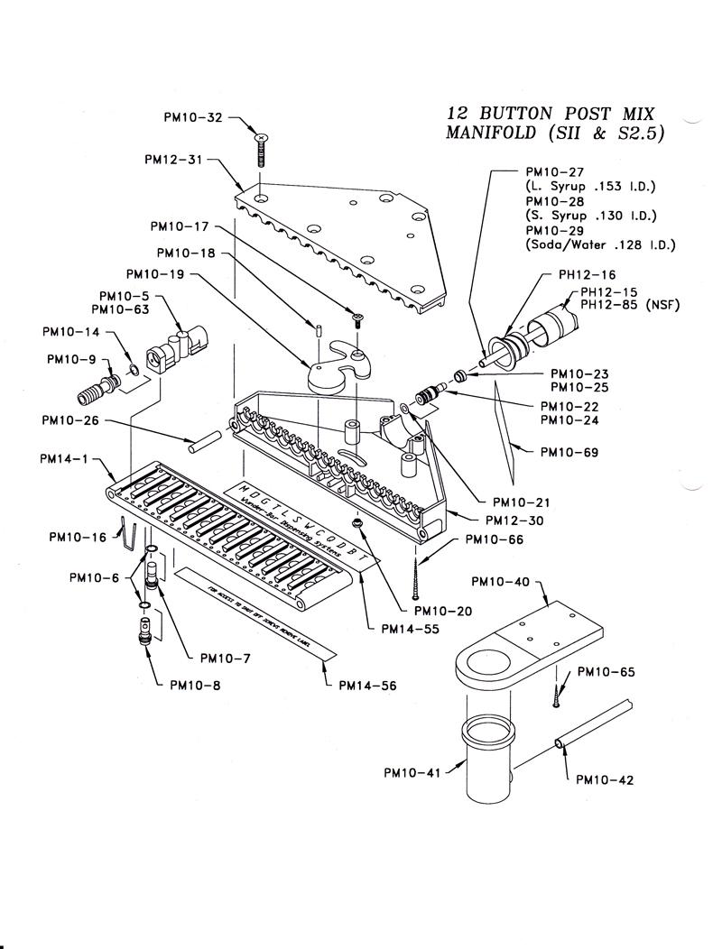 handle parts wunderbar m4 list