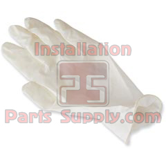 LATEX GLOVES Industrial - Installation Parts Supply