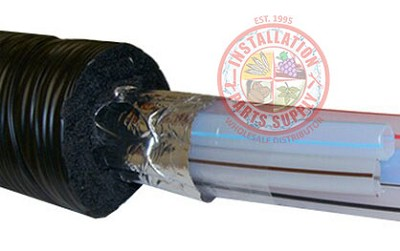 "10 line-3/8"" x 100' Insulated Trunk Line by the foot"