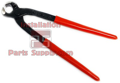 Straight Jaw Pincer Pliers for Oetiker Clamps Krome C100