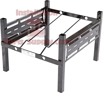 1 Wide Incline Bag In Box Racks, Taprite