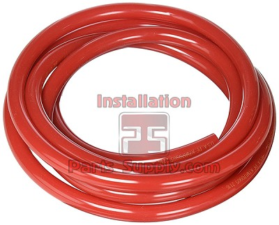 "5/16""x9/16""x100' (15.7) Red Beer Air Tube 