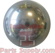 "Stainless Steel Ball for Sankey ""D"" Spears, Taprite 47-0003-00"