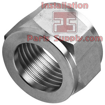 "7/8""-14 (5/8"" BSP) Hex Beer Nut Beer Shank Thread 303SS 80228SS"