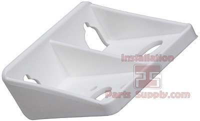 Plastic Universal Filter Bracket