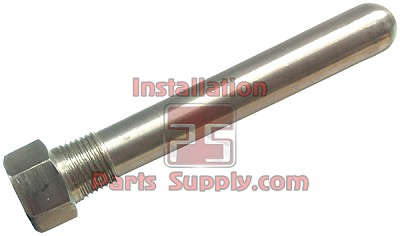 "1/2"" NPT x 4"" 304SS Thermowell"
