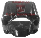 Series III Handle Heel - Black