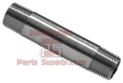 "1/8"" x 1.5"" Pipe Nipple Schedule 40 304SS"