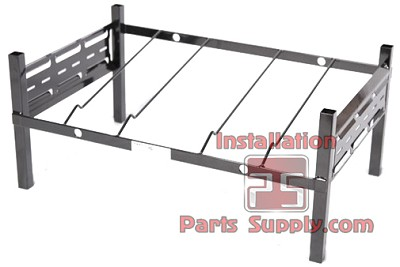 2 Wide Incline BiB Racks, Taprite