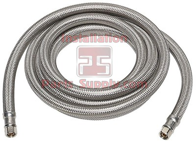 "3/8""x3/8""x60""Sink Connector Braided Stainless LF"