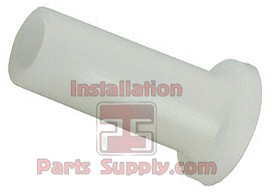 "1/4"" Tube Support, Tube Insert for Compression Fittings Nylon"