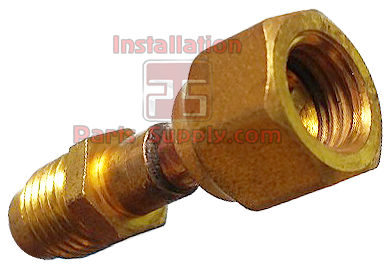 1/4 FL Swivel Union