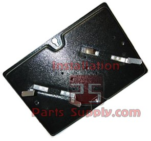 2 pump mounting Board