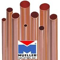 1/2nom x .040wall x 10' Type L Copper Pipe (5/8od)